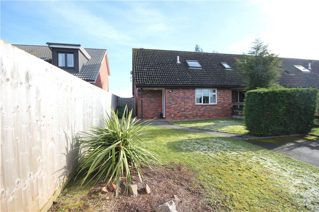 2 Bedrooms Semi Detached Bungalow for sale in Highmore Street, Hereford, HR4