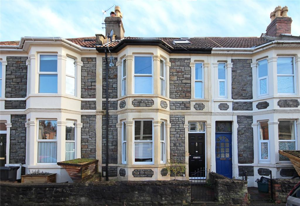 3 Bedrooms Terraced House for sale in Carlyle Road, Greenbank, Bristol, BS5
