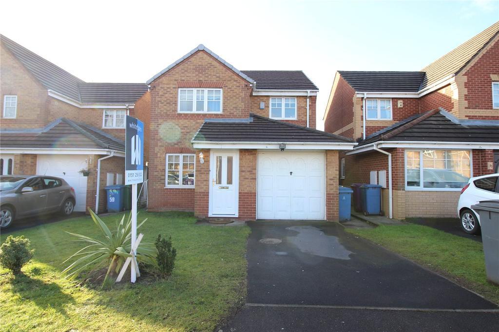 3 Bedrooms Detached House for sale in Hebburn Way, Liverpool, Merseyside, L12