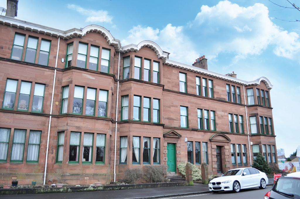4 Bedrooms Flat for sale in 2/2 137 Fotheringay Road, Pollokshields, G41 4LG