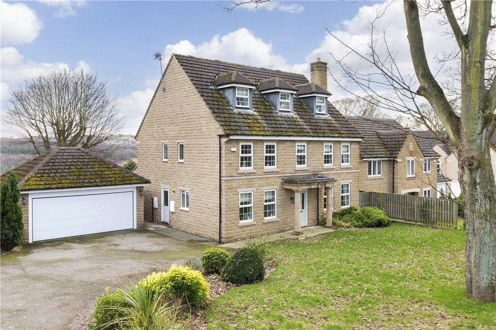 6 Bedrooms Detached House for sale in Hollin Head, Baildon, West Yorkshire
