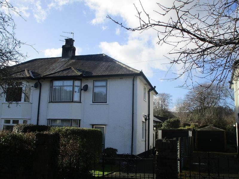 3 Bedrooms Semi Detached House for sale in Alder Avenue, Ystradgynlais, Swansea.
