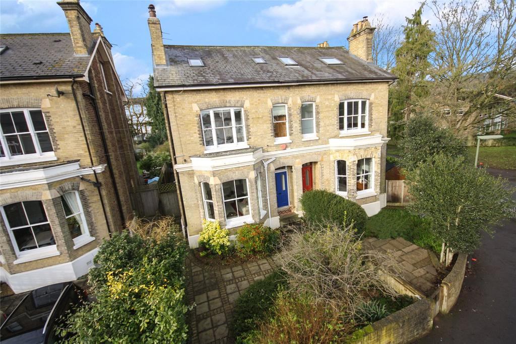 4 Bedrooms Semi Detached House for sale in Warwick Road, Redhill, Surrey, RH1