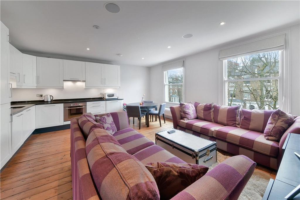 2 Bedrooms Flat for sale in Balfour Road, Highbury, London, N5