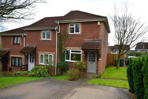 2 bedroom end of terrace house for sale - Llandegfedd Close, Thornhill, Cardiff, CF14
