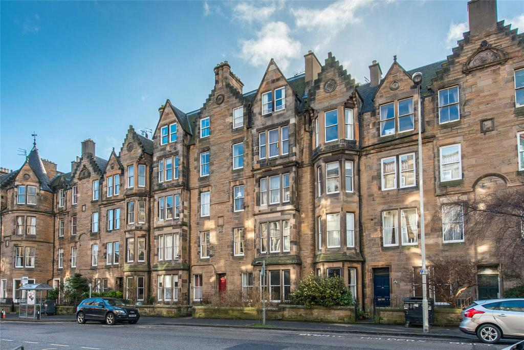 2 Bedrooms Apartment Flat for sale in Warrender Park Road, Edinburgh, Midlothian