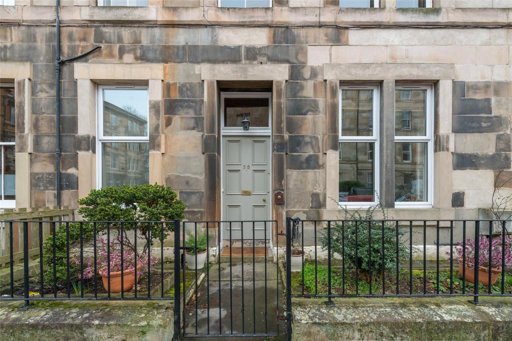 2 Bedrooms Apartment Flat for sale in Panmure Place, Edinburgh, Midlothian