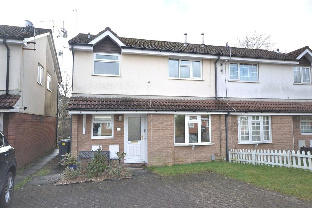 2 Bedrooms Terraced House for sale in Celerity Drive, Cardiff Bay, Cardiff, CF10
