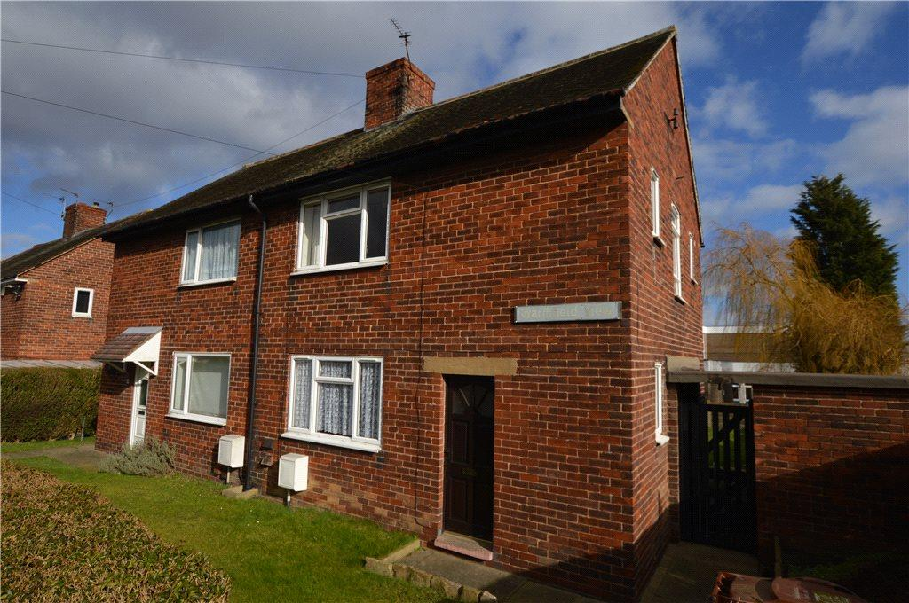 2 Bedrooms Semi Detached House for sale in Warmfield View, Wakefield, West Yorkshire