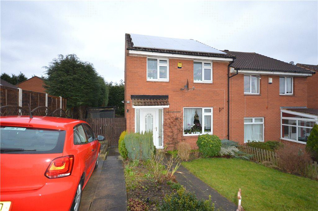 3 Bedrooms Semi Detached House for sale in Cranmore Gardens, Leeds, West Yorkshire