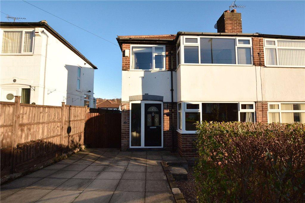 3 Bedrooms Semi Detached House for sale in Vesper Gate Crescent, Leeds, West Yorkshire