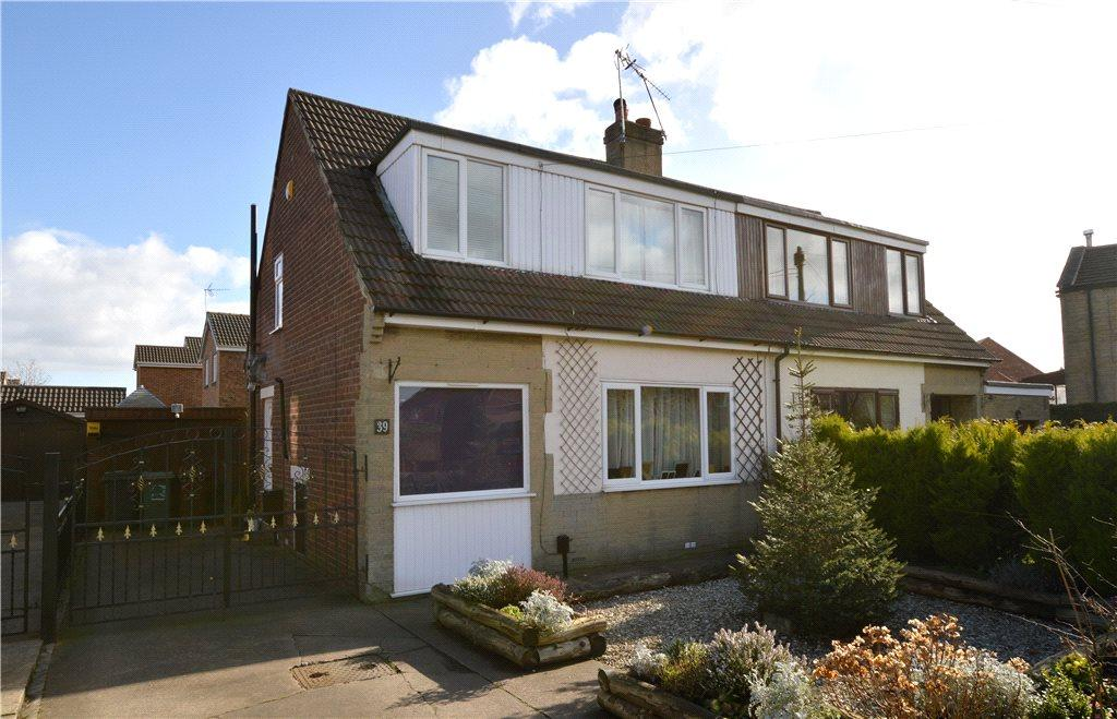 3 Bedrooms Semi Detached House for sale in Marsh, Pudsey, West Yorkshire