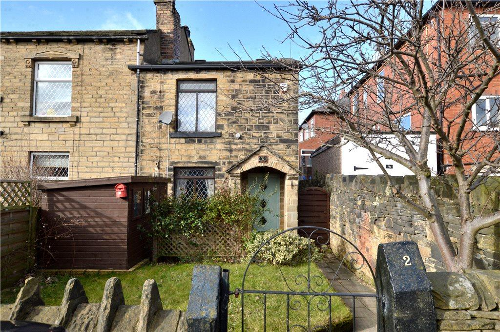 2 Bedrooms Terraced House for sale in Poplar Place, Pudsey, West Yorkshire