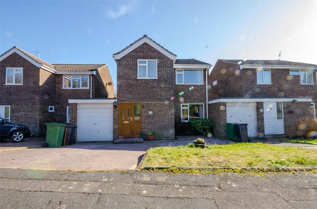 4 Bedrooms Link Detached House for sale in Littlebourne Road, Maidstone, Kent, ME145QP