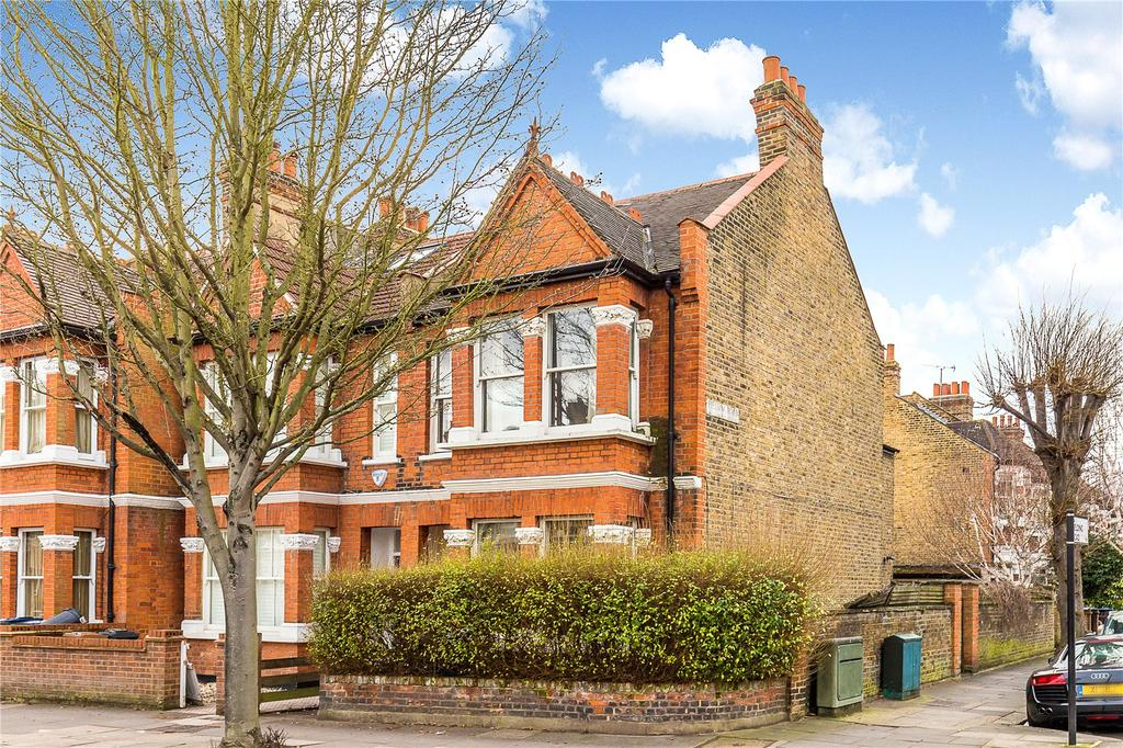 3 Bedrooms End Of Terrace House for sale in The Avenue, Bedford Park, London, W4