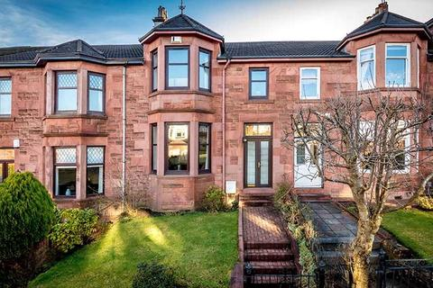 3 bedroom terraced house for sale - Lockerbie Avenue, Newlands, Glasgow, G43