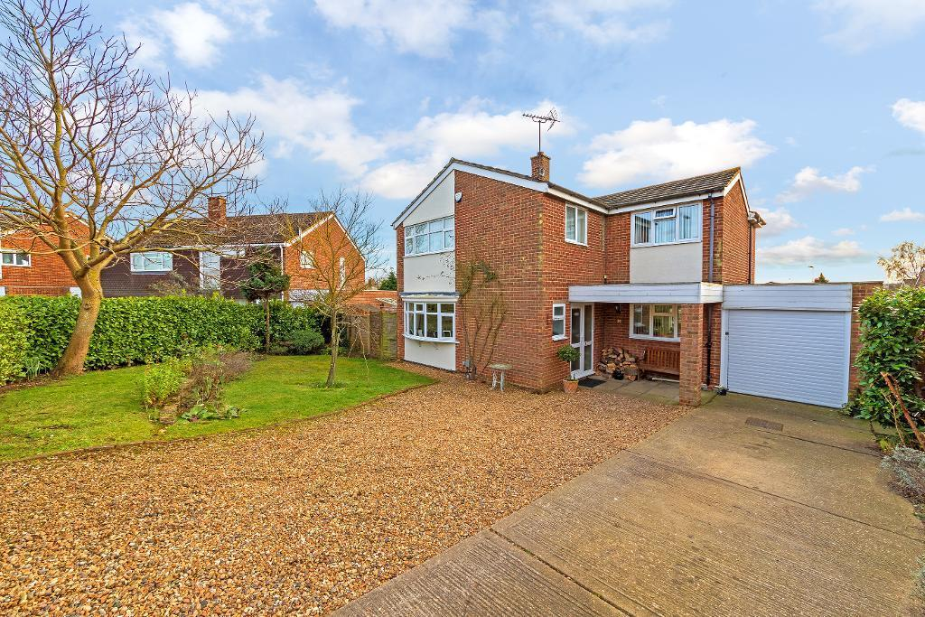 4 Bedrooms Detached House for sale in Fallowfield, Ampthill, Bedfordshire, MK45 2TS