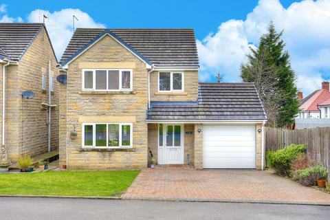 4 bedroom detached house for sale - 3 Fox Croft, Greenhill, S8 7SR
