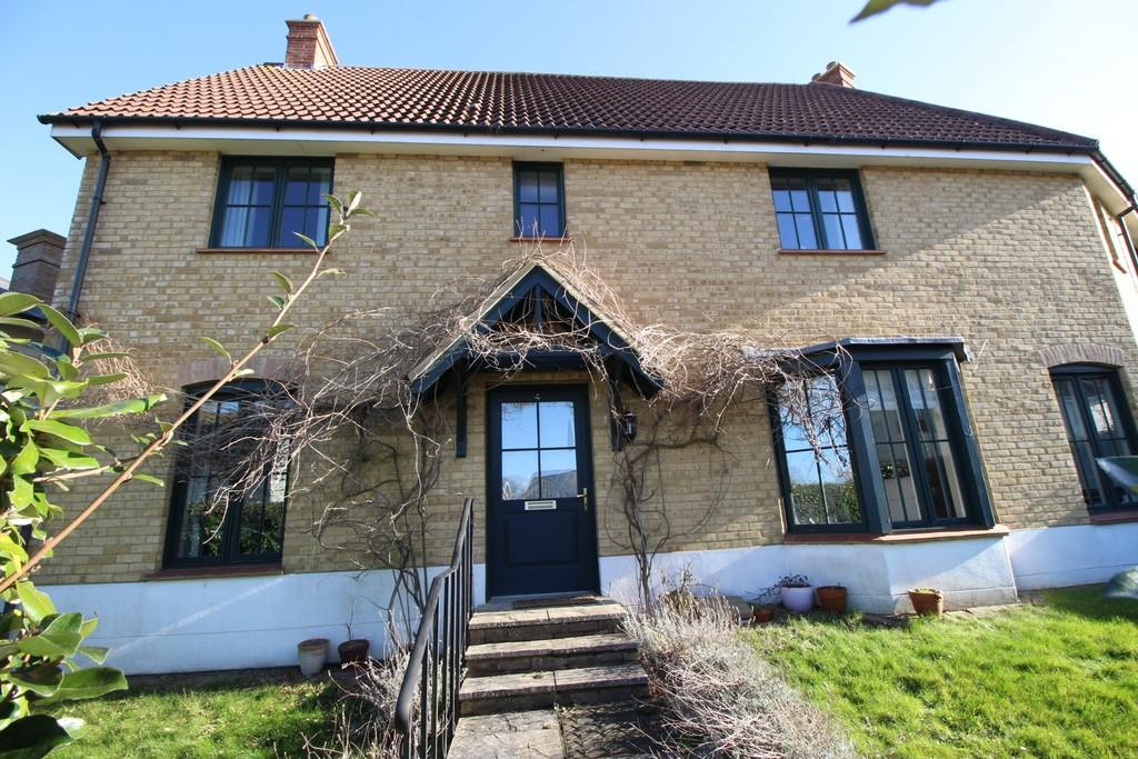 4 Bedrooms End Of Terrace House for sale in South Park Drive, Papworth Everard