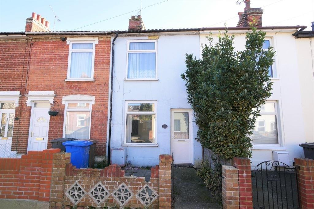 2 Bedrooms Terraced House for sale in Wallace Road, Ipswich