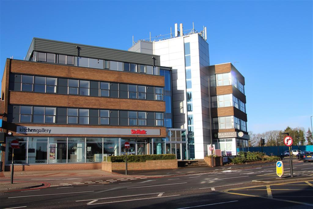 1 Bedroom Flat for sale in Century House, Shirley, Solihull