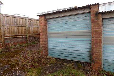 Garage for sale - Cherry Close, Exmouth