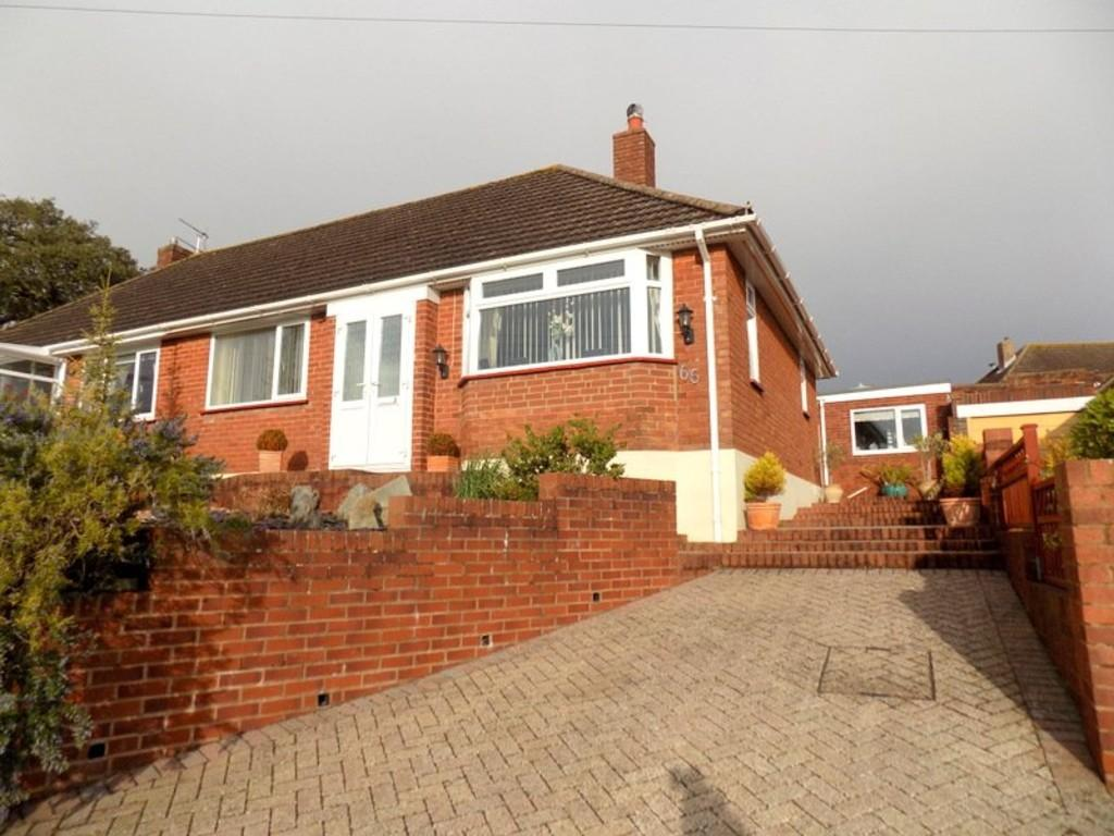 2 Bedrooms Semi Detached Bungalow for sale in Littlemead Lane, Exmouth