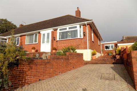 2 bedroom semi-detached bungalow for sale - Littlemead Lane, Exmouth
