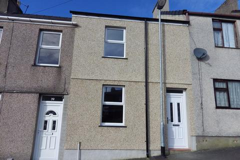 2 bedroom terraced house to rent - Hendre Street, Caernarfon, North Wales