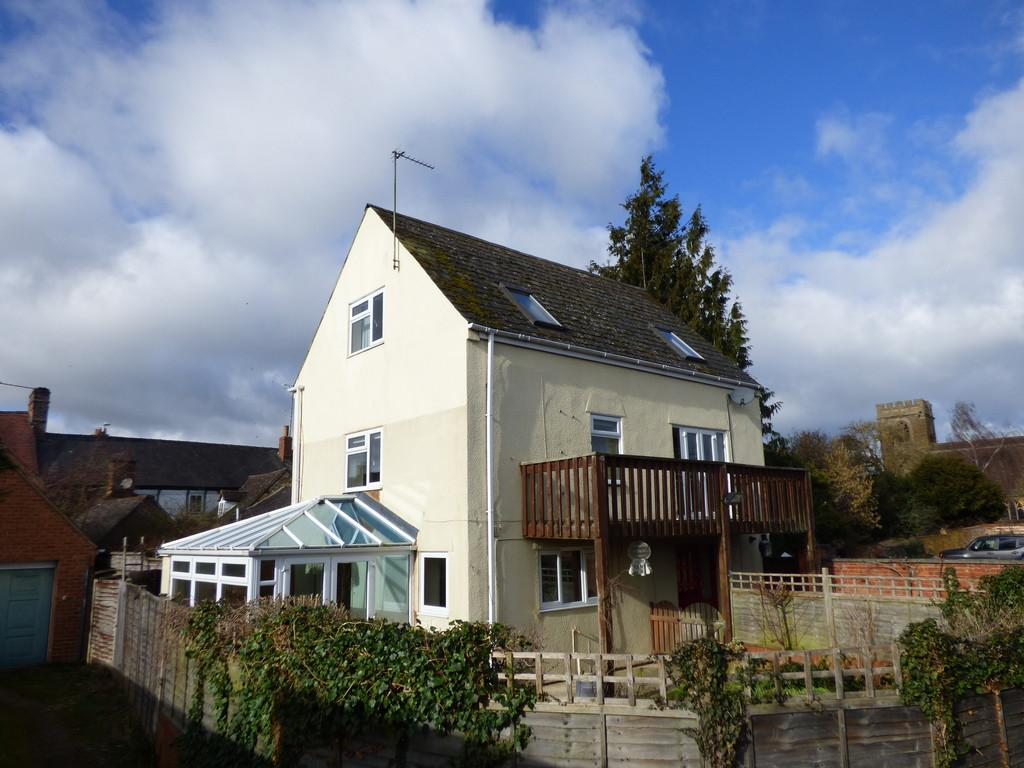 4 Bedrooms Detached House for sale in Horseshoe Close, Shipston On Stour