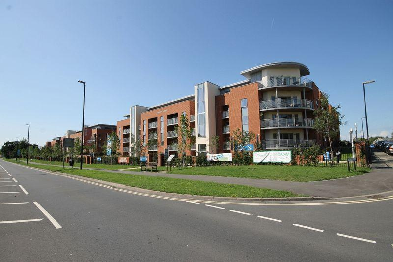1 Bedroom Retirement Property for sale in The Brow, Burgess Hill, West Sussex