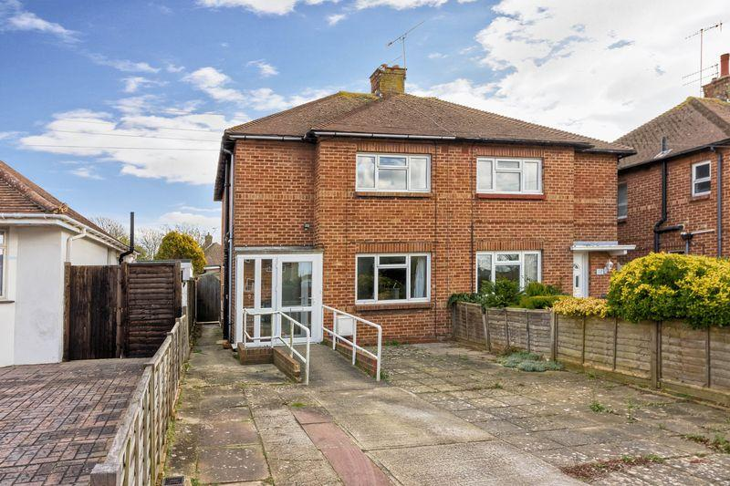 3 Bedrooms Semi Detached House for sale in Castle Road, Worthing
