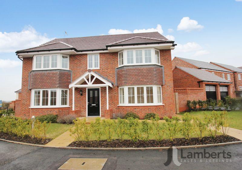 5 Bedrooms Detached House for sale in Ross Crescent, Inkberrow, Worcestershire.