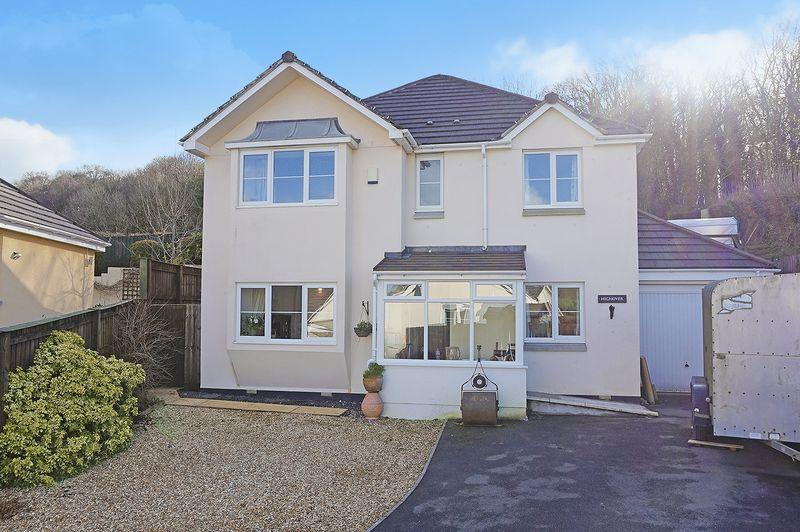 3 Bedrooms Detached House for sale in Parkwood Rise, Lifton