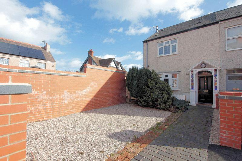 3 Bedrooms Semi Detached House for sale in Millbank Road, Rhyl