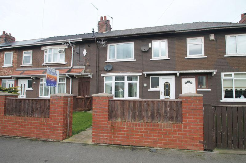 3 Bedrooms Terraced House for sale in Pallister Avenue, Brambles Farm