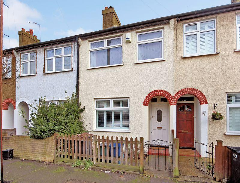 2 Bedrooms Terraced House for sale in Dominion Road, Croydon
