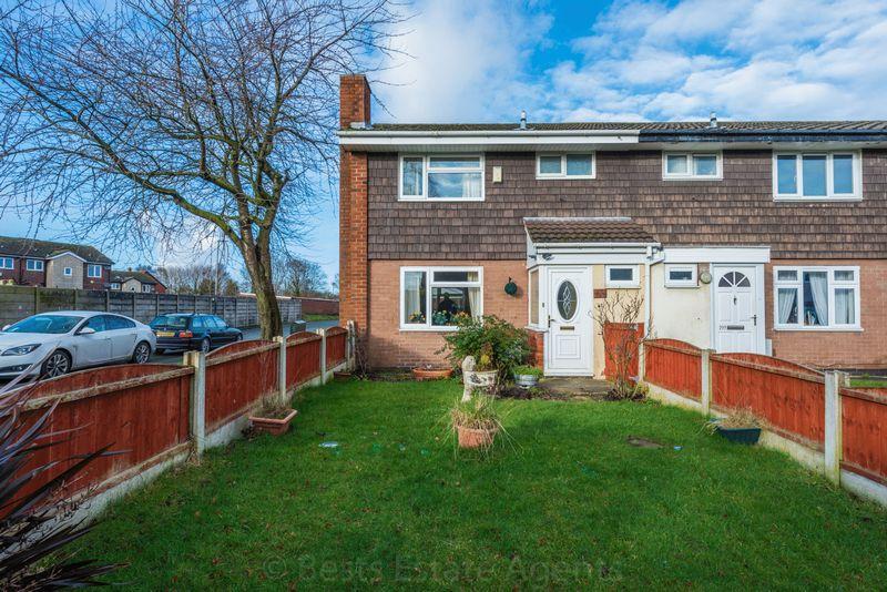 3 Bedrooms End Of Terrace House for sale in Grangemoor, Runcorn