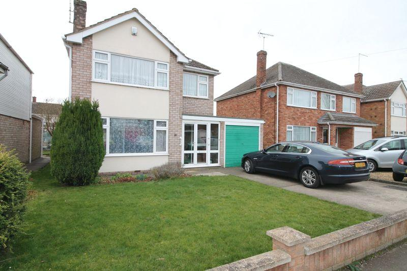 3 Bedrooms Detached House for sale in Exeter Drive, Spalding