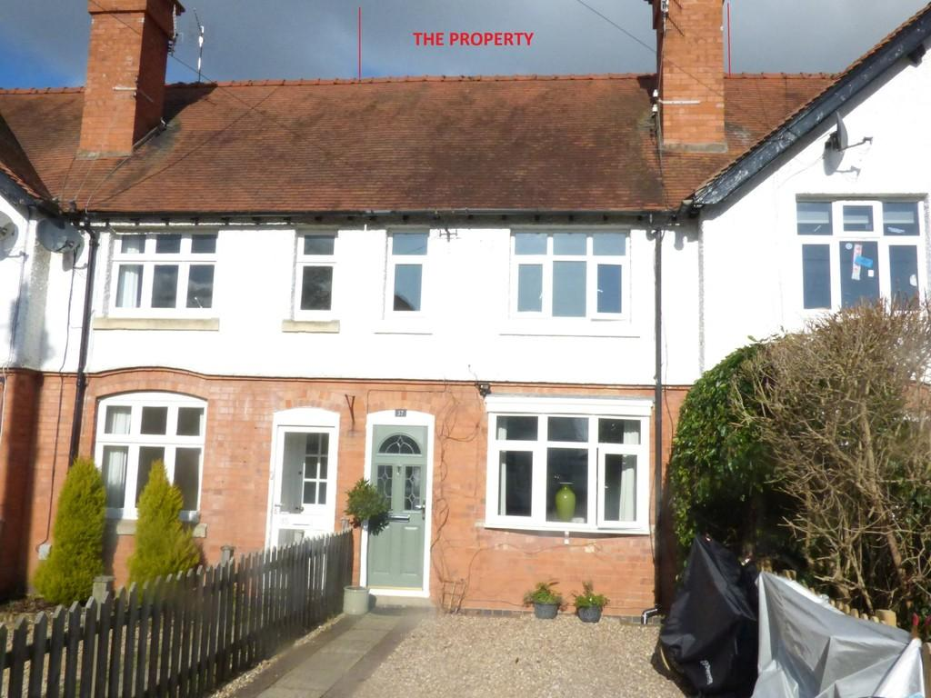 3 Bedrooms Terraced House for sale in Loxley Road, Stratford-Upon-Avon