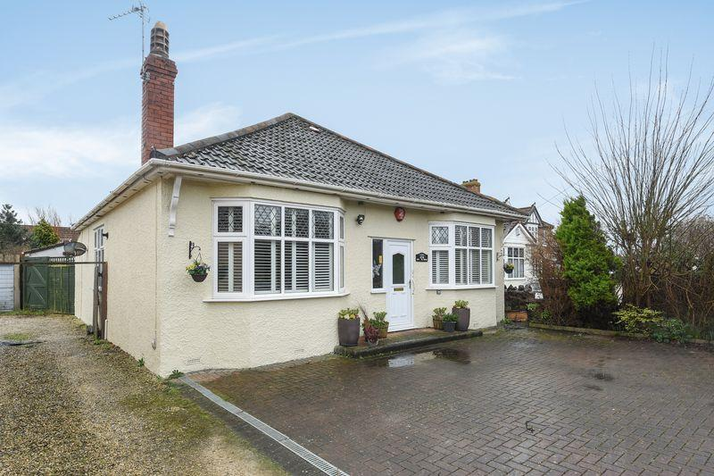 3 Bedrooms Detached Bungalow for sale in Locking Road, Weston-Super-Mare