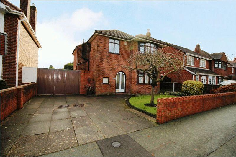 3 Bedrooms Detached House for sale in Central Avenue, Bilston