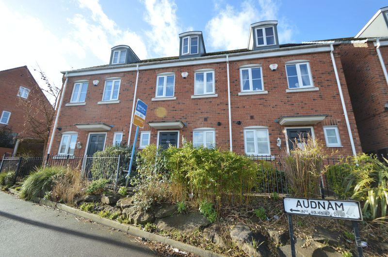 3 Bedrooms Terraced House for sale in Audnam, Stourbridge, DY8 4AG