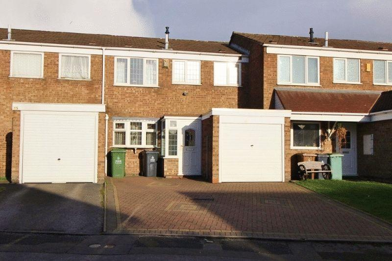 3 Bedrooms Terraced House for sale in Culmore Close, Off Stroud Avenue, Willenhall