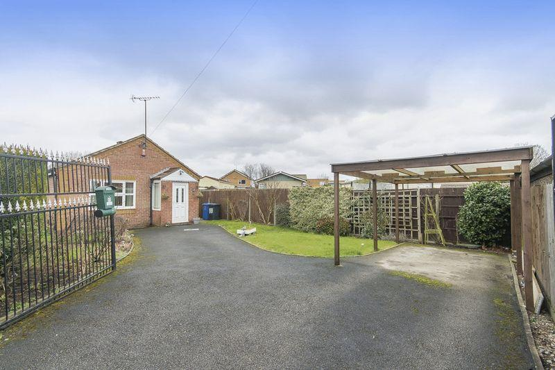 2 Bedrooms Detached Bungalow for sale in AVON STREET, ALVASTON