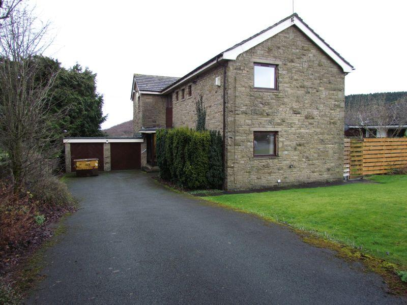 5 Bedrooms Detached House for sale in The Narrows, Harden, Bingley