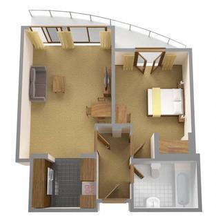 1 bedroom flat to rent - Bethesda Street, Burnley BB11