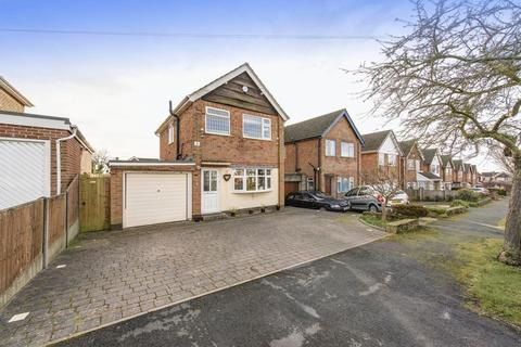 3 bedroom detached house for sale - Cadgwith Drive, Allestree