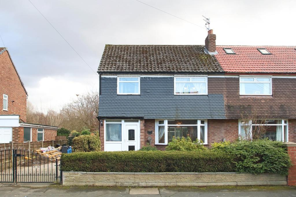 3 Bedrooms Semi Detached House for sale in Bent Lanes, Davyhulme, Manchester, M41