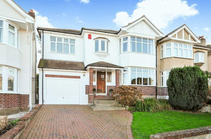 5 Bedrooms Semi Detached House for sale in Sabrina Way, Stoke Bishop